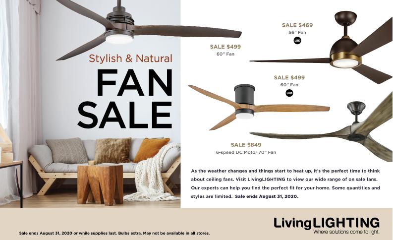 Fan Sale