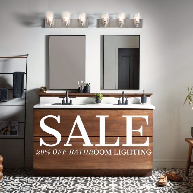 Batroom sale