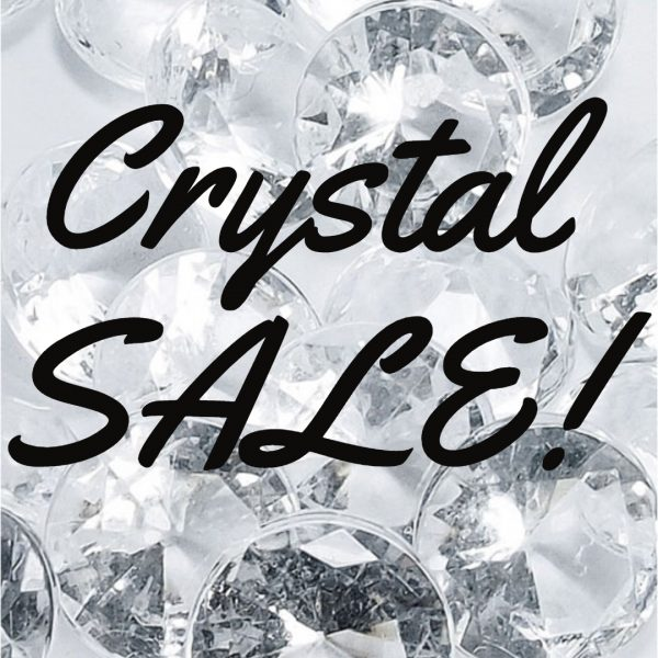 crystal sale